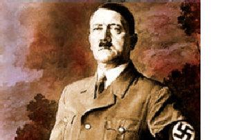 Гитлер и педики