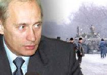 Путин ускользает от наказания за Чечню picture
