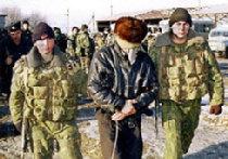 Чеченские боевики признали силу Москвы picture