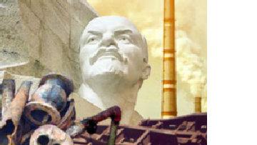 В 'ржавом поясе' России: рабочие на родине Ленина боятся перемен picture