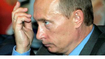 Гнев не угасает за гладкой маской Путина picture