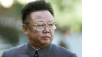 Ким Чен Ир приветствует Путина picture
