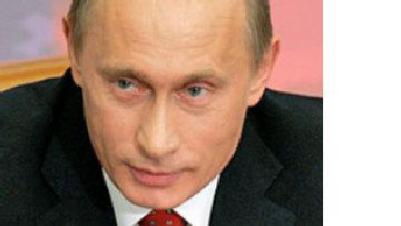 Культ Путина: Владимир  Святой picture