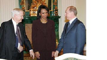 Афганистан: НАТО просит помощи у Путина picture