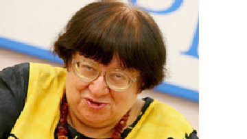 Валерия Новодворская: то, что я говорю - это просто мейнстрим picture