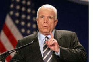 Призыв Маккейна к 'большой восьмерке' - образец ошибочного суждения picture
