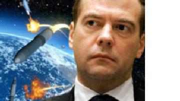 Медведев: до 2020 года система космической защиты и новая система ядерной обороны picture