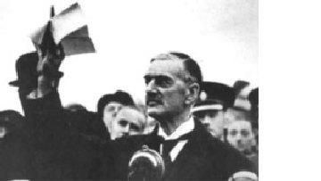 Чемберлен вернулся из Мюнхена picture