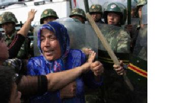 Протесты уйгуров в провинции Синьцзян: 156 погибших picture