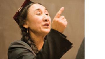 Рабия Кадыр: Протесты уйгуров носили мирный характер picture