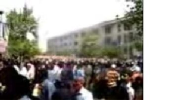 ИноВидео: Антироссийская демонстрация в Тегеране - кадры с улицы picture