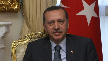 Встреча премьер-министров России и Турции