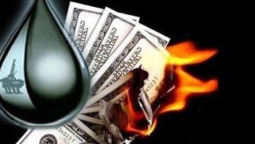 нефть деньги доллары