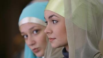Полуфинал международного конкурса дизайнеров Islamic-clothes
