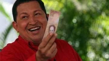 Чавес деньги