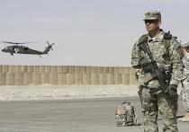 Афганистан солдаты база