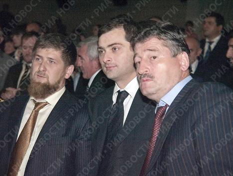 АЛХАНОВ СУРКОВ КАДЫРОВ