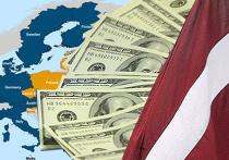 Латвия европа кризис
