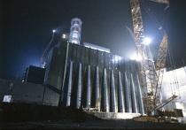 Четвертый энергоблок Чернобыльской АЭС