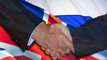 Россия Британия партнерство