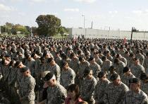 солдаты армия