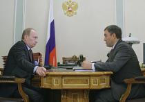 В.Путин и В.Володин