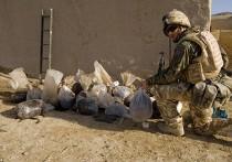 Афганистан героин солдат