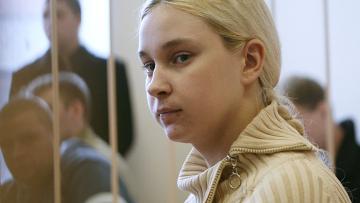 Оглашение приговора по делу Ольги Мельниченко в Новосибирске