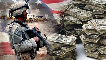 афганистан сша америка деньги доллары