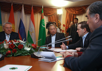 Визит Дмитрия Медведева в Казахстан