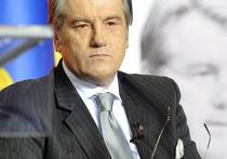 """Виктор Ющенко на презентации книги """"К нации"""""""