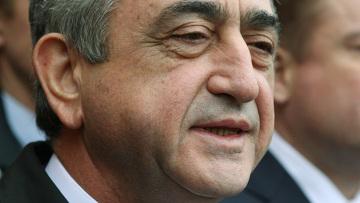 С. Саргсян открыл в Калининграде Армянский культурный центр