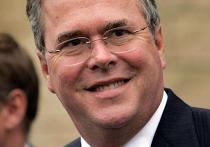 брат Джорджа Буша младшего, бывший губернатор Флориды Джеб Буш