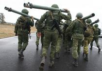 """Учения """"Запад-2009"""" в Калининградской области"""