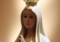 Католики США передали в дар Казани статую Девы Марии