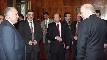Черномырдин, Ходорковский, Березовский и Смоленский