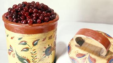 Туесок для ягод
