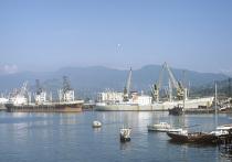 Батумский морской торговый порт