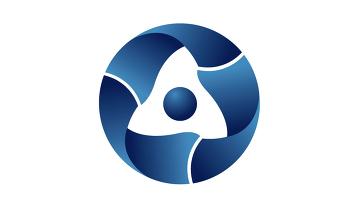 """Логотип госкорпорации """"Росатом"""""""