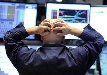 The bubble bursts: Нью-Йоркская биржа, кризис