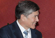 Премьер-министр Киргизии Алмазбек Атамбаев
