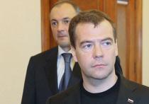 Встреча Дмитрия Медведева с Магомедсаламом Магомедовым