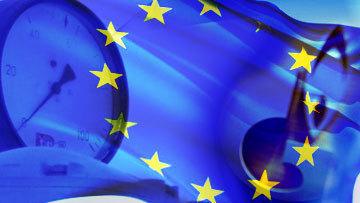 поставки российского газа в европу
