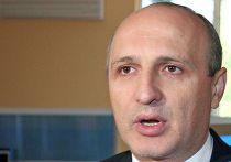 Глава МВД Грузии Вано Мерабившили