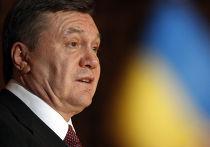 Виктор Янукович в Вашингтоне