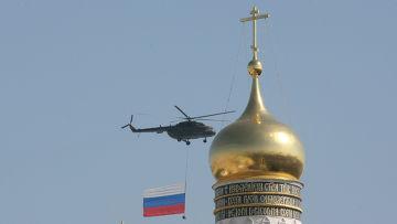 Военная авиация на параде Победы