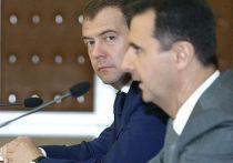 Официальный визит Дмитрия Медведева в Сирию. 2-й день