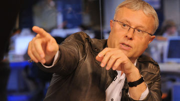 Глава (НРК) Александр Лебедев