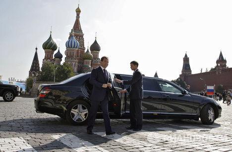 """Д.Медведев встретился с членами клуба """"Валдай"""""""