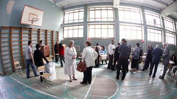 в Нагорно-Карабахской Республике состоялись очередные демократические выборы в Национальное Собрание страны